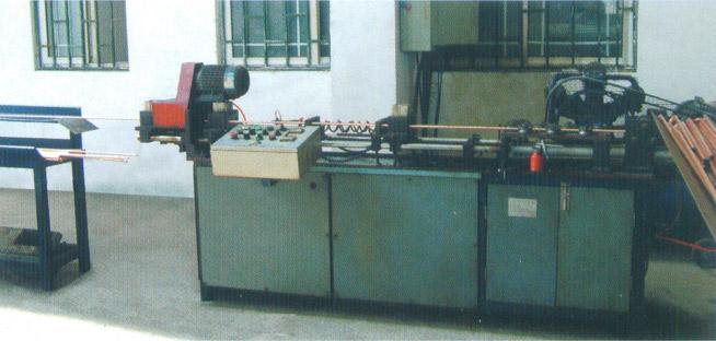 铜管矫直机