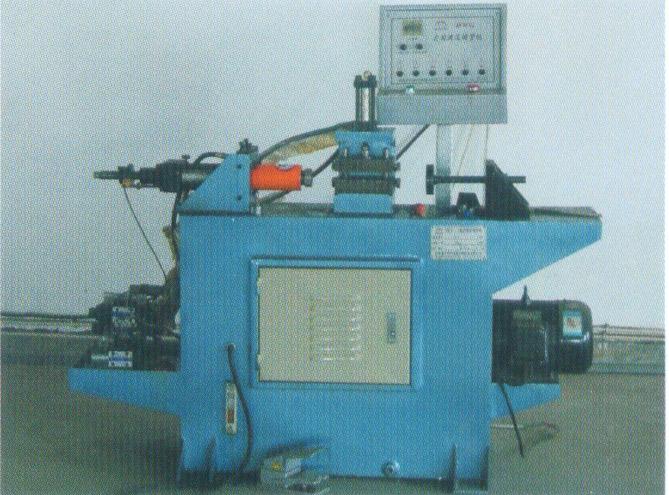 自动液压缩管机